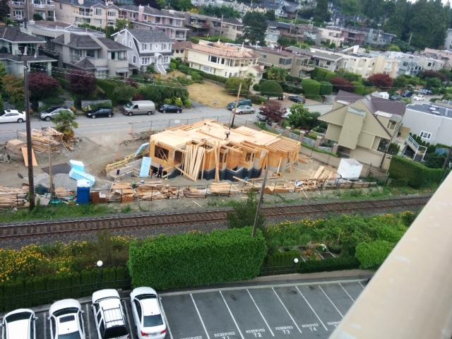 August 15th Bellevue Progress 1